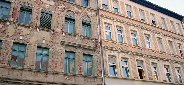 Denkmalimmobilie Leipzig